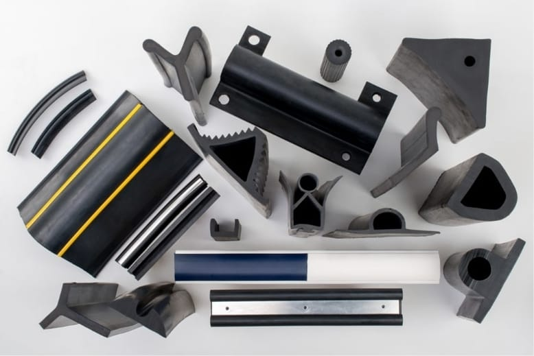 Extrusions - Specialist Bespoke Rubber Extrusions - Fast UK Rubber Manufacturer