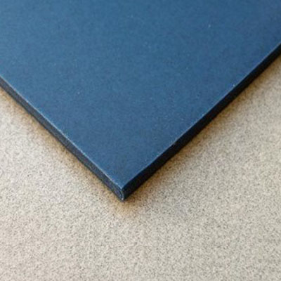 Blue Metal Detectable Silicone Sheet